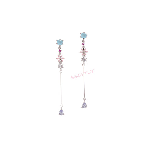 Pastel Earrings [Onine Exclusive]