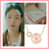 "Jung Tae Eul Necklace X ""J-estina"" [The king]"