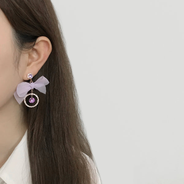 Pporappippam Earrings [Two-two]