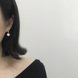 Rose Of Jealousy Earrings [The World Of Marriage]
