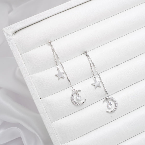 Moonlight Serenade In Jeju Earrings [My Jeju]