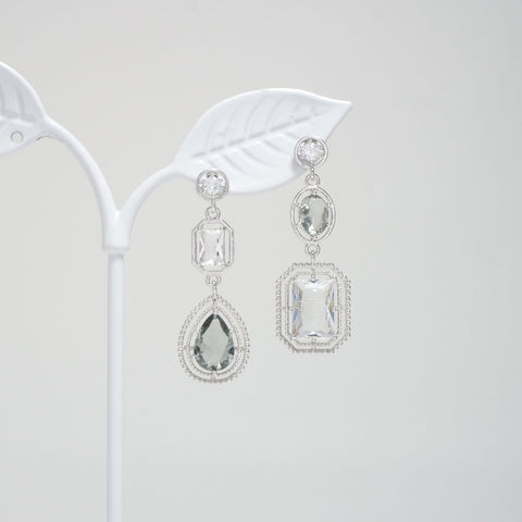 Kaki Love Earrings [The Beauty Inside]