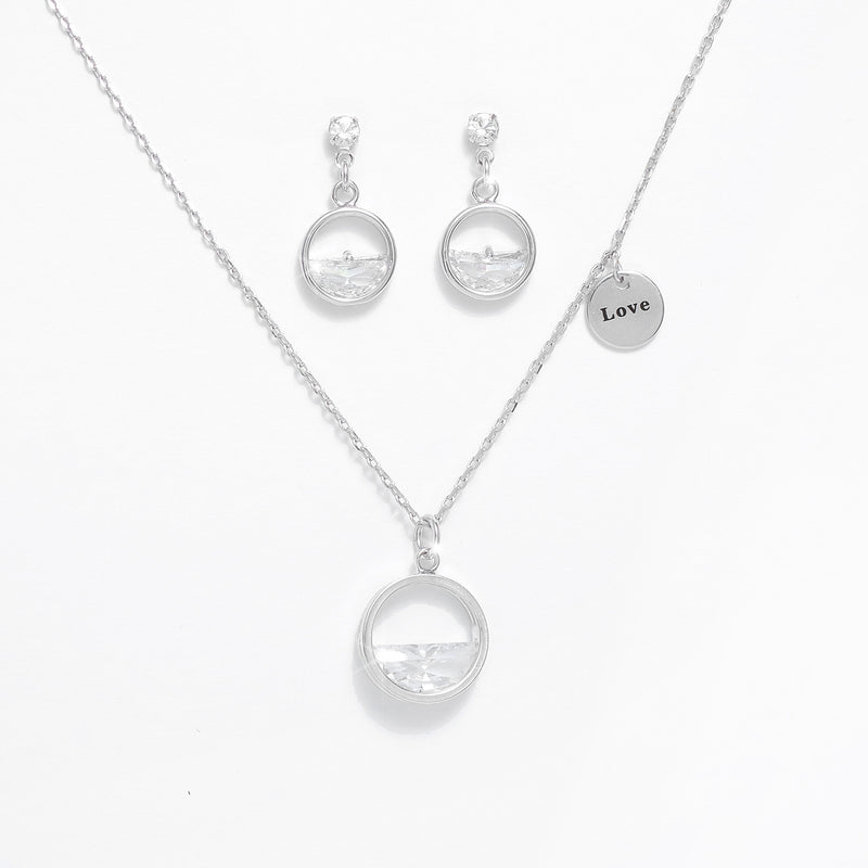 The Legend Of The Sea In Jeju Y Necklace [My Jeju]