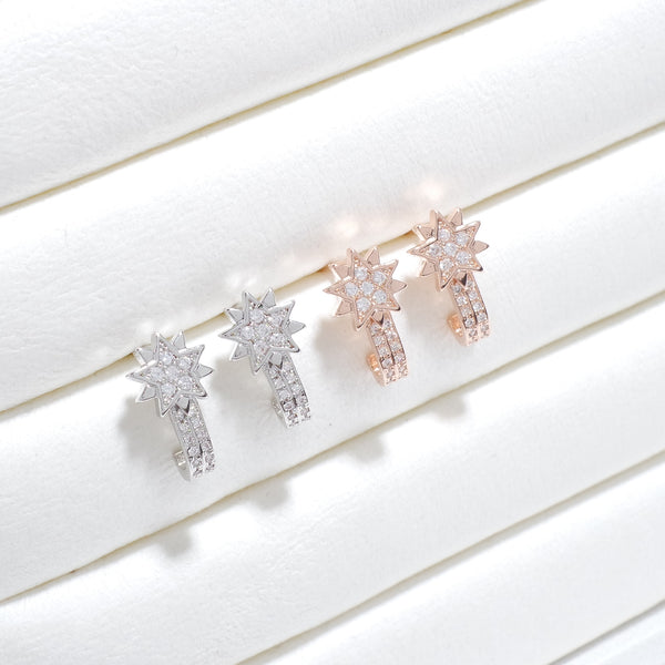 The Sunshine Earrings [CLOY Collection]