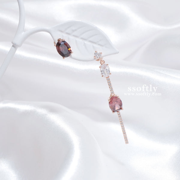 Memorable Days Earrings [CLOY Collection]