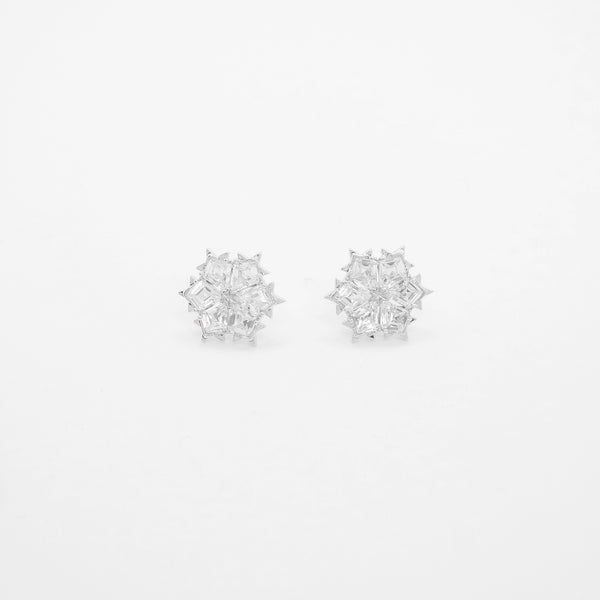 I Will Come To You Like The First Snow Earrings [CLOY Collection]