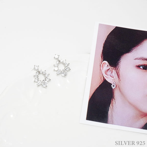 By Your Side Earrings [The World Of Marriage]