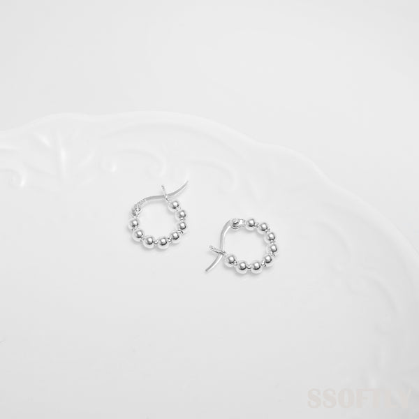 Eternity Moment Earrings [The King]