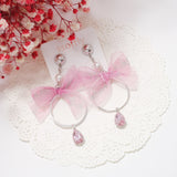 Lene Morning Dew Earrings (3 colour)