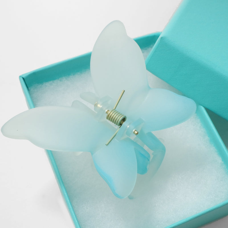 The Cheerful Butterfly Hair Clip [It's ok not to be ok]