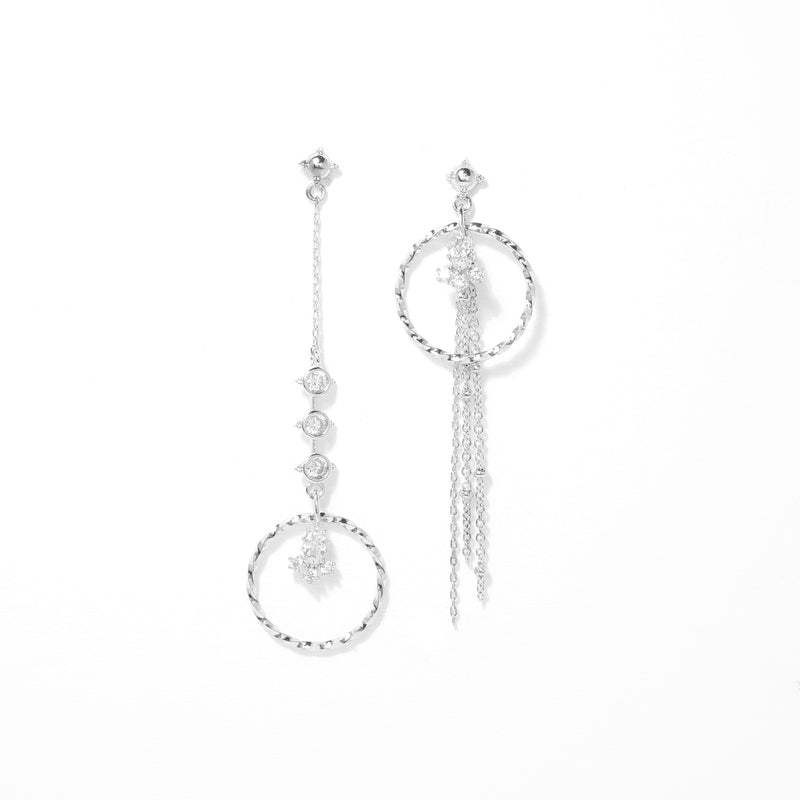 The Wind Hill Earrings [Two-two]