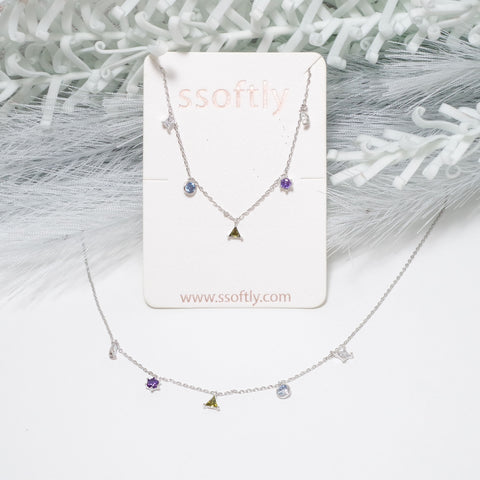 Serendipity Necklace & Bracelet