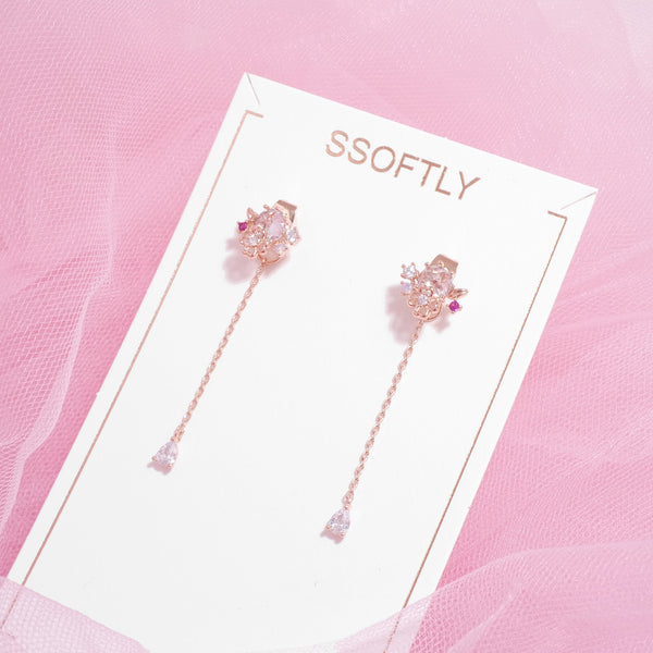Blossom Symphony Earrings [Two-two]
