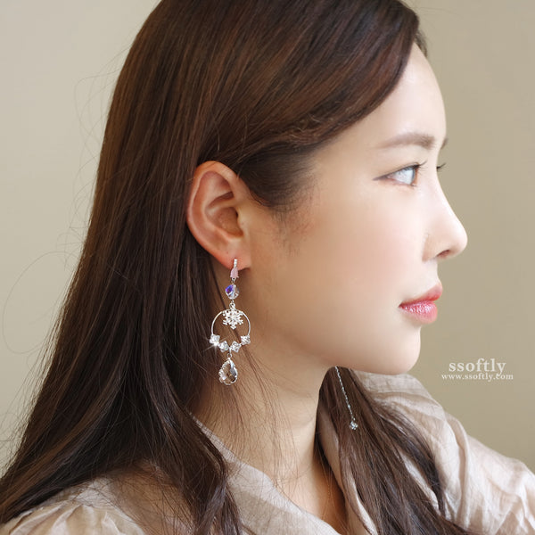 Snow Queen Earrings