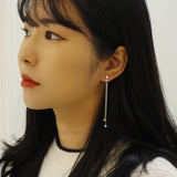 Snowy Day Earrings [Winter Sonata]