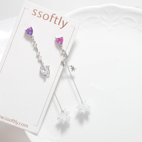 Star Sign Earrings [Fall In Love]