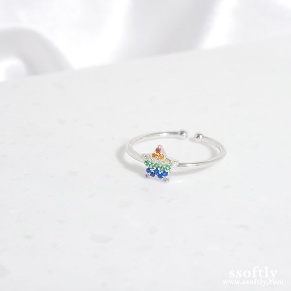 Star of Wish Ring [Rainbow Collection]