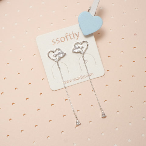 Sweet Heart Earrings [Spring Serenade]