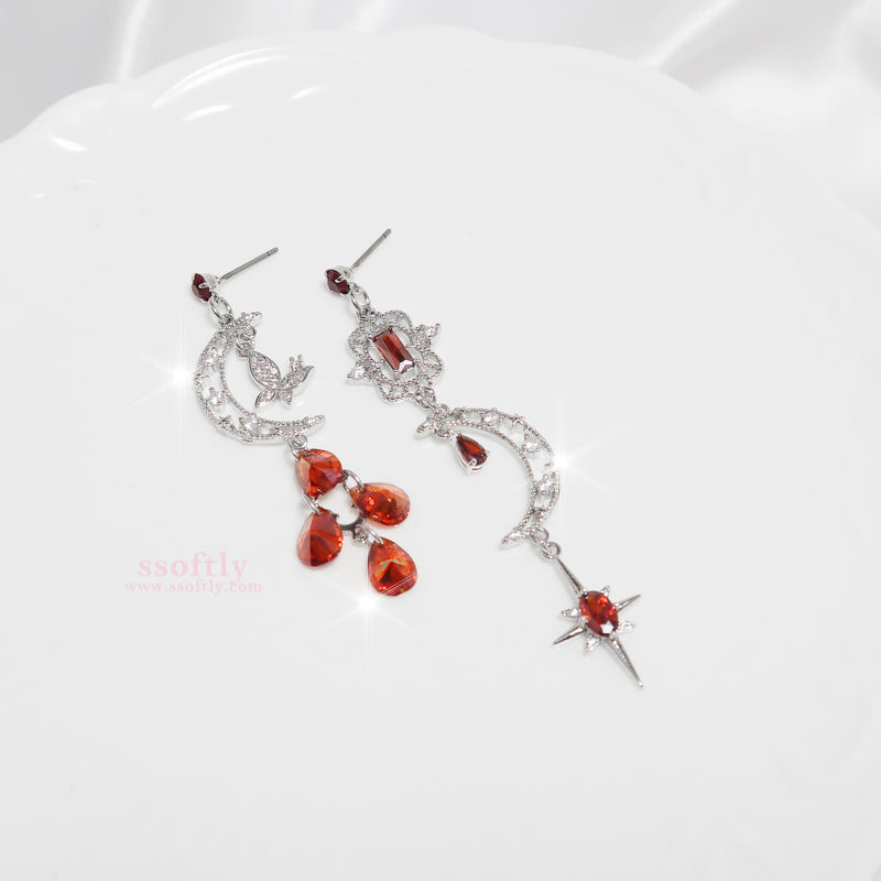 The Lunar New Year Earrings