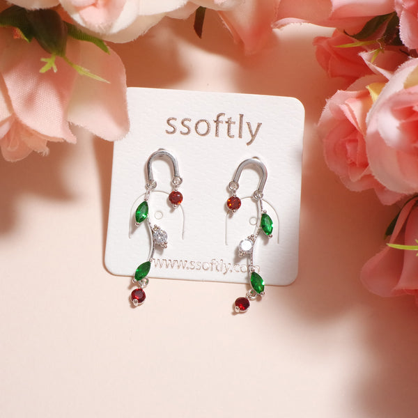 The Fruit of Romance Earring