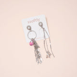 The Starry Night Earrings  [Fly Me To The Moon Collection]