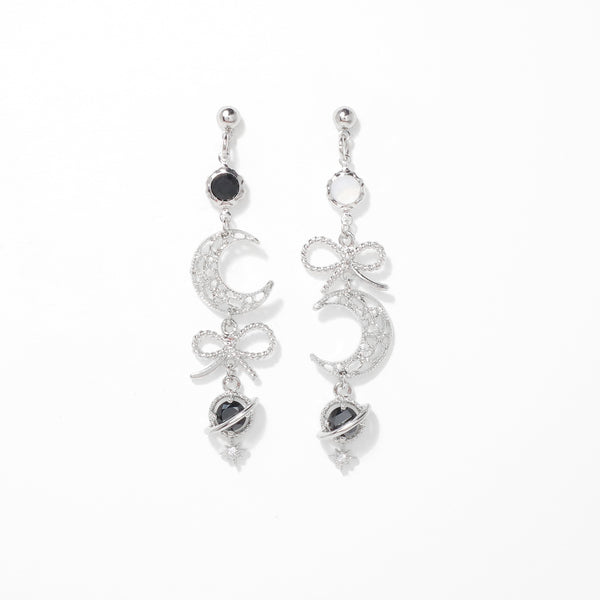 The Shadow Of The Moon Earrings