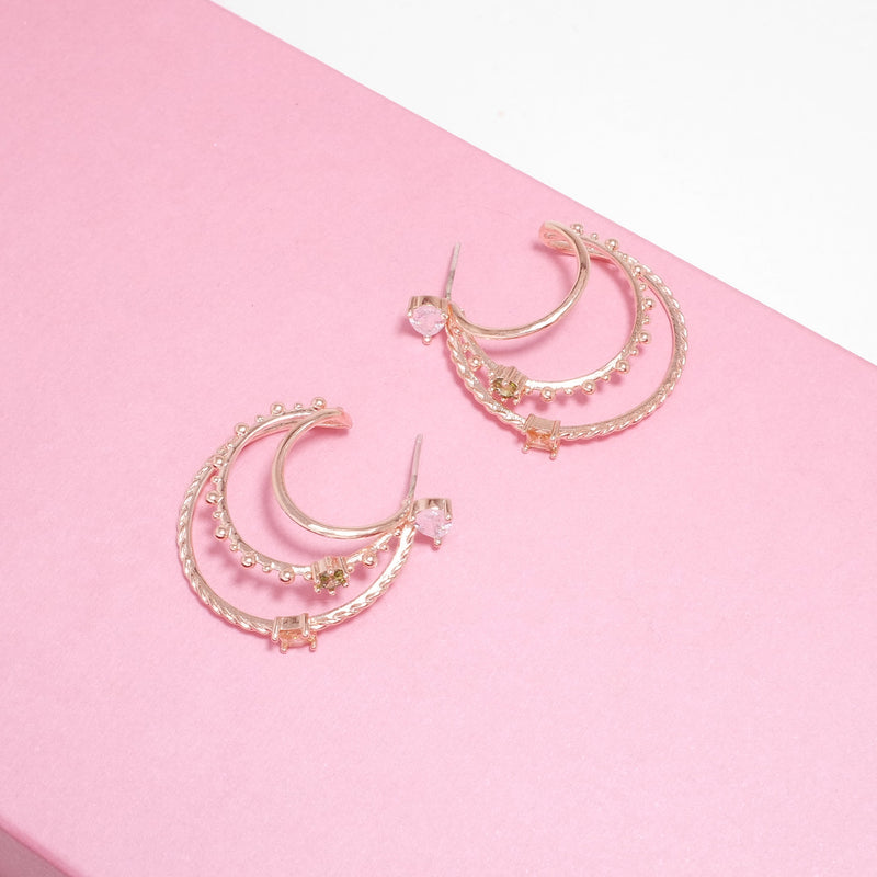 Russian Roulette Earrings [Two-two]