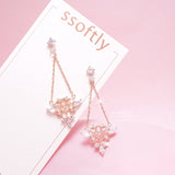 Heart Swings Earrings [Two Two]