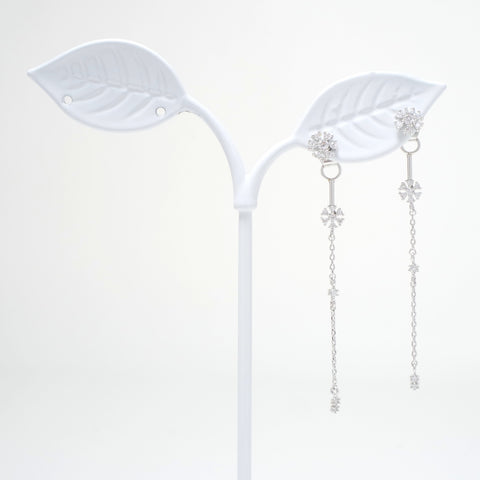 Winter Romance Earrings [Secretary Kim]