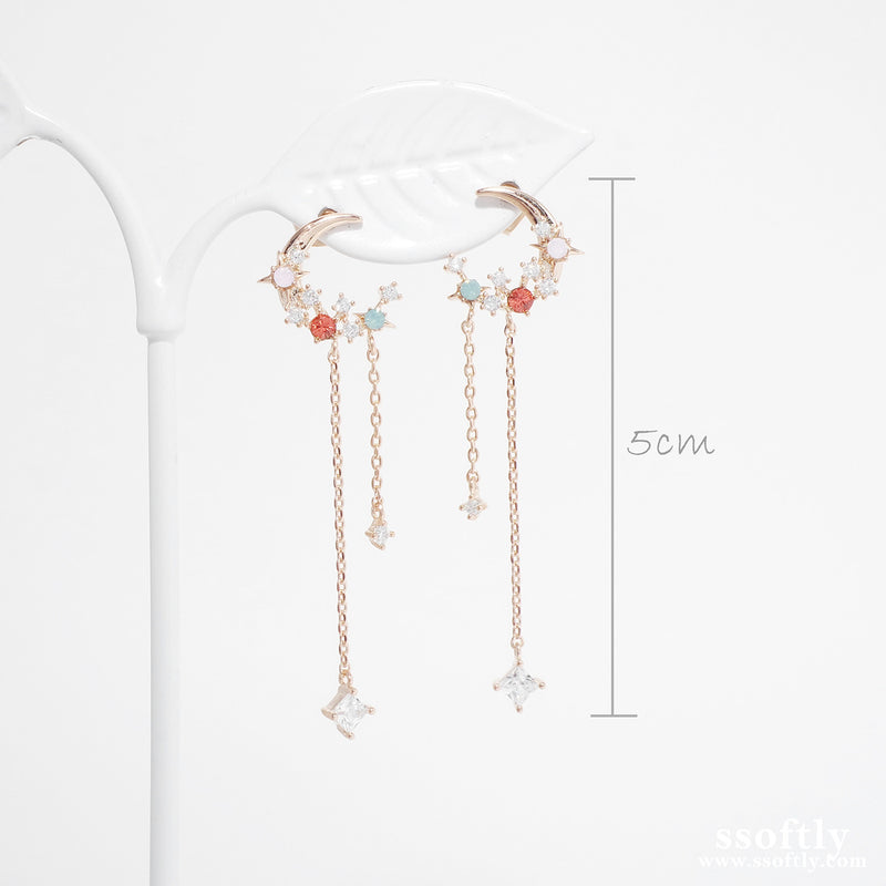 Cantabile Lunar Earrings [Two-two]