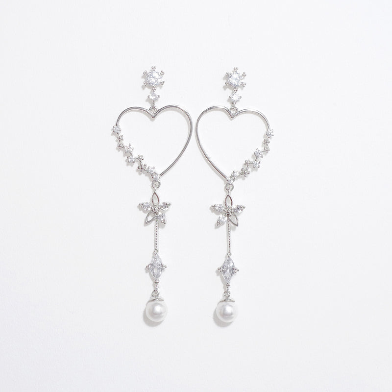 Renee Blooming Love Earrings [Two-two]
