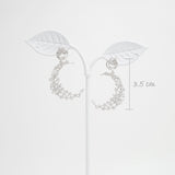 Lunar Garden Earrings [Two Two]
