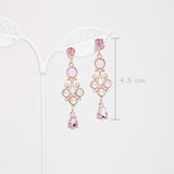 Rose Antique Earrings [Two Two]