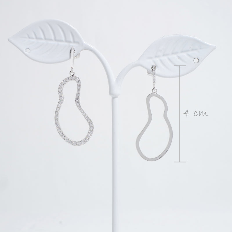 Lucky gourd Earrings [CLOY Collection]
