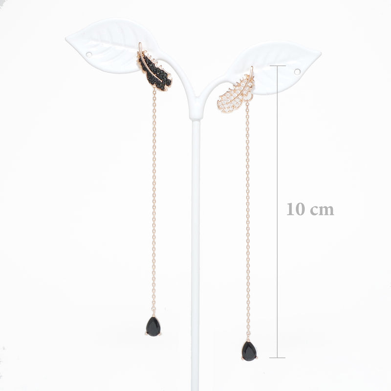 Feathers Of The Love Earrings [Limited Edition]