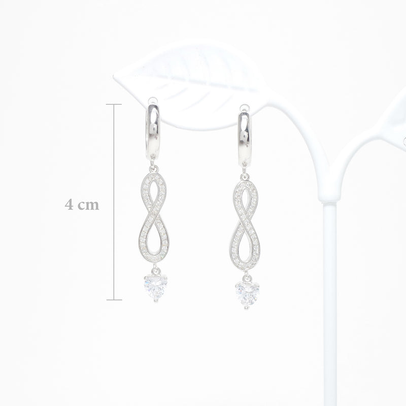Truth Heart Earrings [The World Of Marriage]