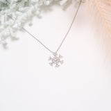 Snow Flake Necklace [Romantic Winter]