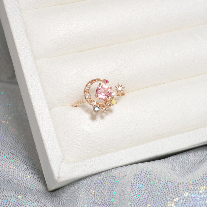 Starlight Eyes Ring