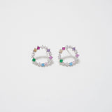 Sugar Love Earrings [Over the rainbow]