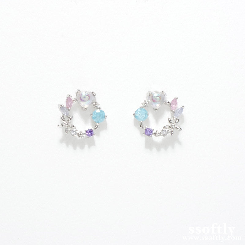 The Garden Of The Universe Earrings