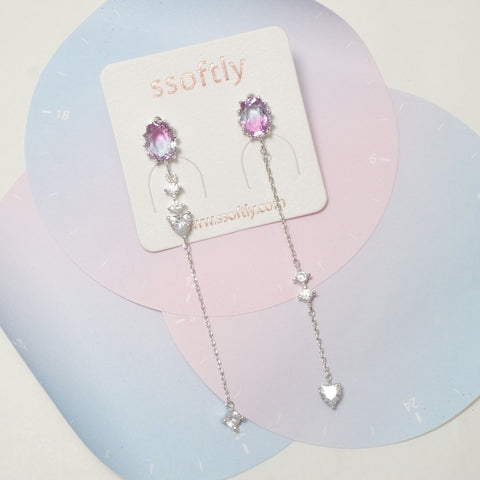 Twilight Love Earrings [Over The Rainbow Collection]