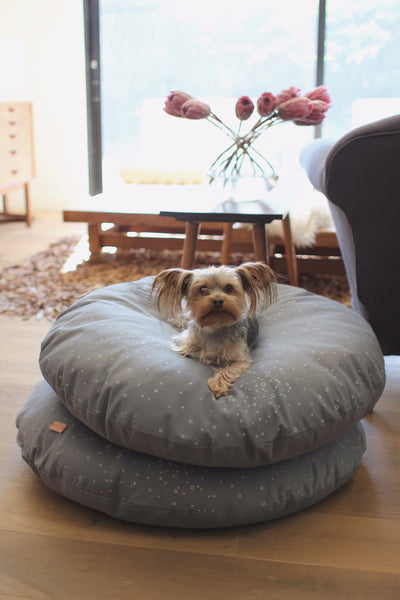 Benji + Moon | Constellation Fabric Pet Beds
