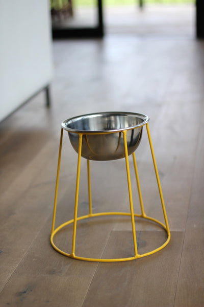 Elevated Dog Bowl + Stand