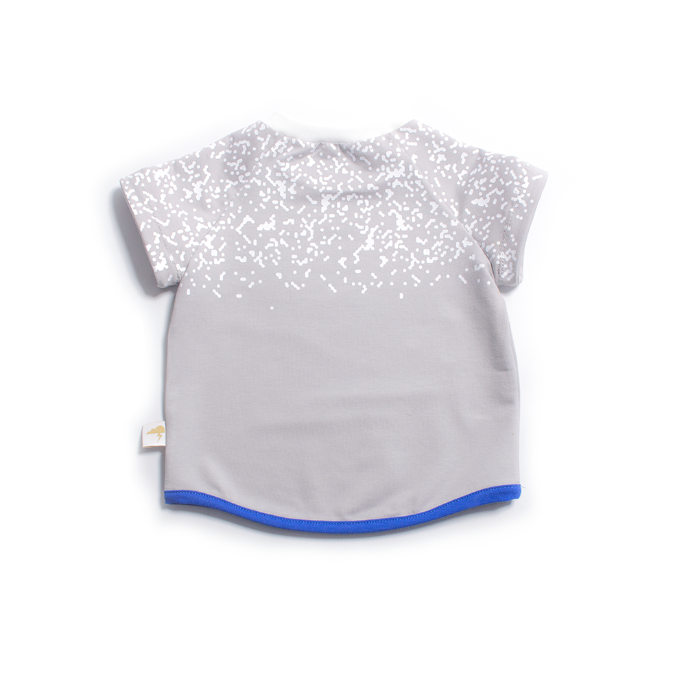 Speckles - T shirt - Grey