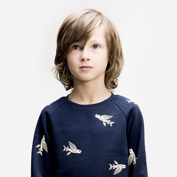 Flying Fish - Organic Sweater