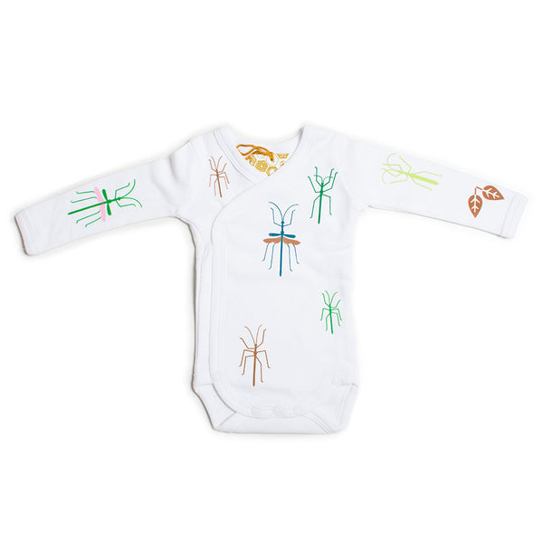 Walking Sticks - Longsleeve Romper