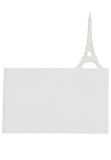 Eiffel Tower Pop-up Place Cards - 10 Pack