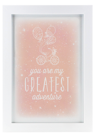 Greatest Adventure - Framed