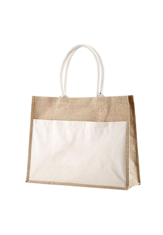 Eco Jute Panama Bag