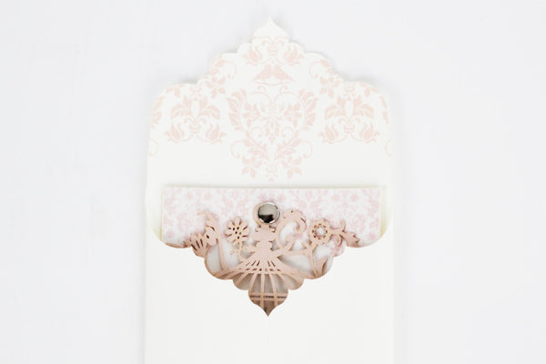 K'Mich Weddings - wedding planning - Laser cut- Secret Diary